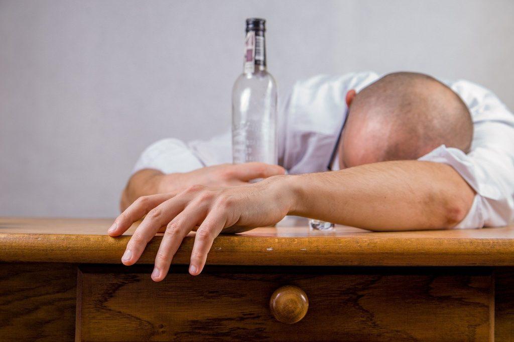 Cure de désintoxication alcool